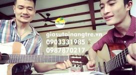 Học đàn Guitar tại Nhà Bè