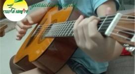 Học đàn Guitar tại Vũng Tàu