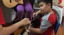 Học đàn Guitar tại quận 11