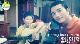 Học đàn Guitar tại quận 12