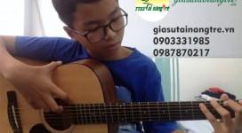 Học đàn Guitar tại quận 8