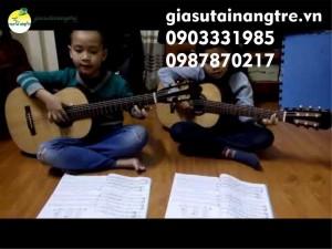 Học đàn Guitar tại quận Bình Tân