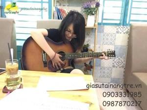 Học đàn Guitar tại quận Cầu Giấy