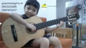Học đàn Guitar tại quận Phú Nhuận