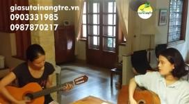 Học đàn Guitar tại quận Tân Bình